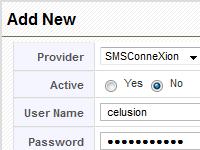 vTiger SMS | SMS ConneXion